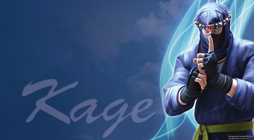 Kage Full HD Wallpaper
