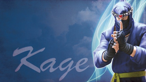Kage Full HD Wallpaper (grungy)